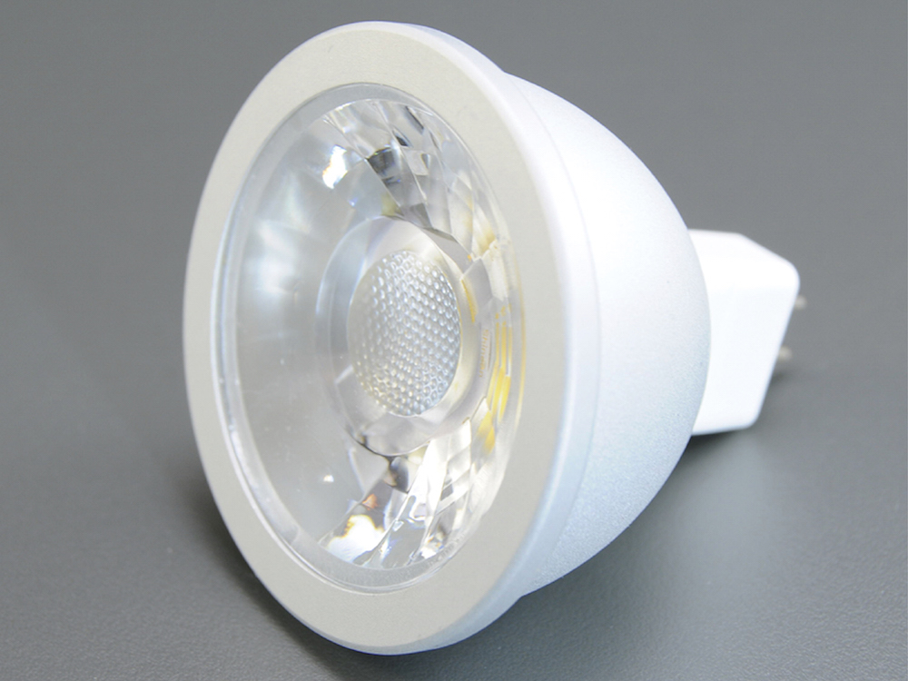 3W MR16 COB LED Strahler – Warmweiß
