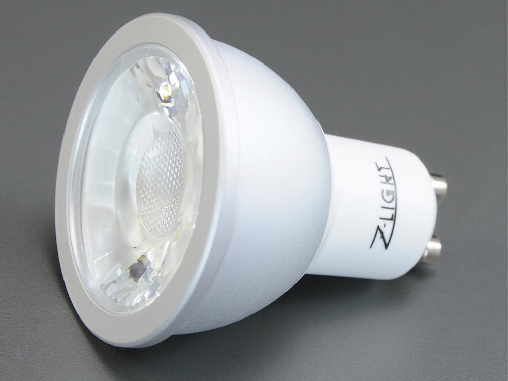 5W GU10 COB LED Strahler – Warmweiß