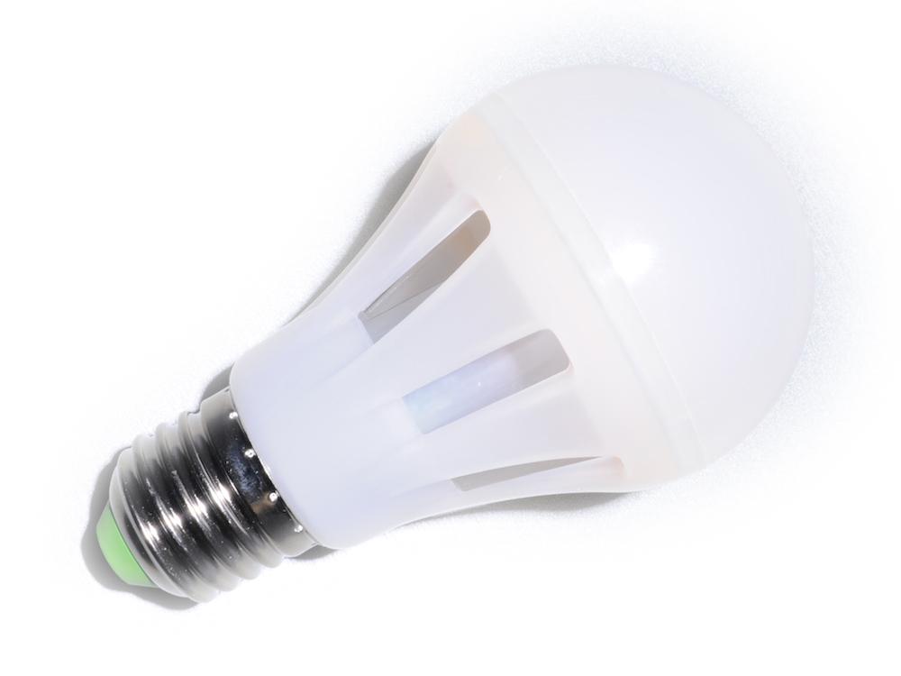 E27 MCOB LED Birne 10W – Kaltweiß