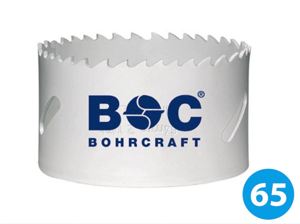 BiMetall Lochsäge ø65 mm HSS-E kobaltlegiert