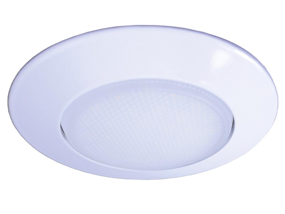 GX53 Einbaustrahler Weiß mit 5,6W LED Naturalweiß
