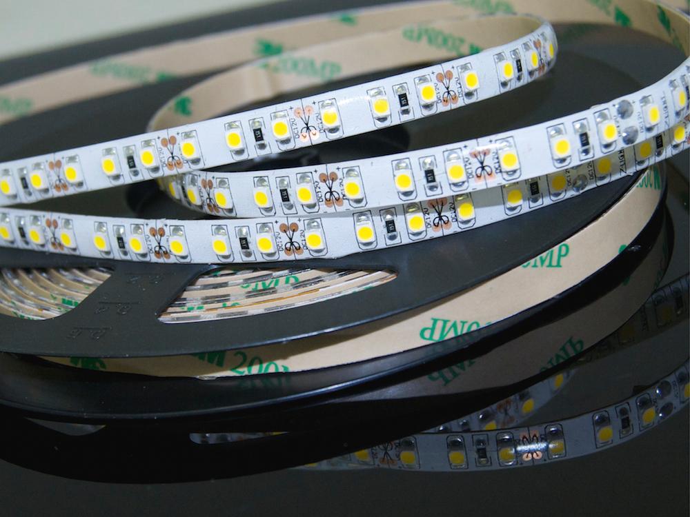 LED Band 120 x 3528 Warmweiß – Wasserdicht