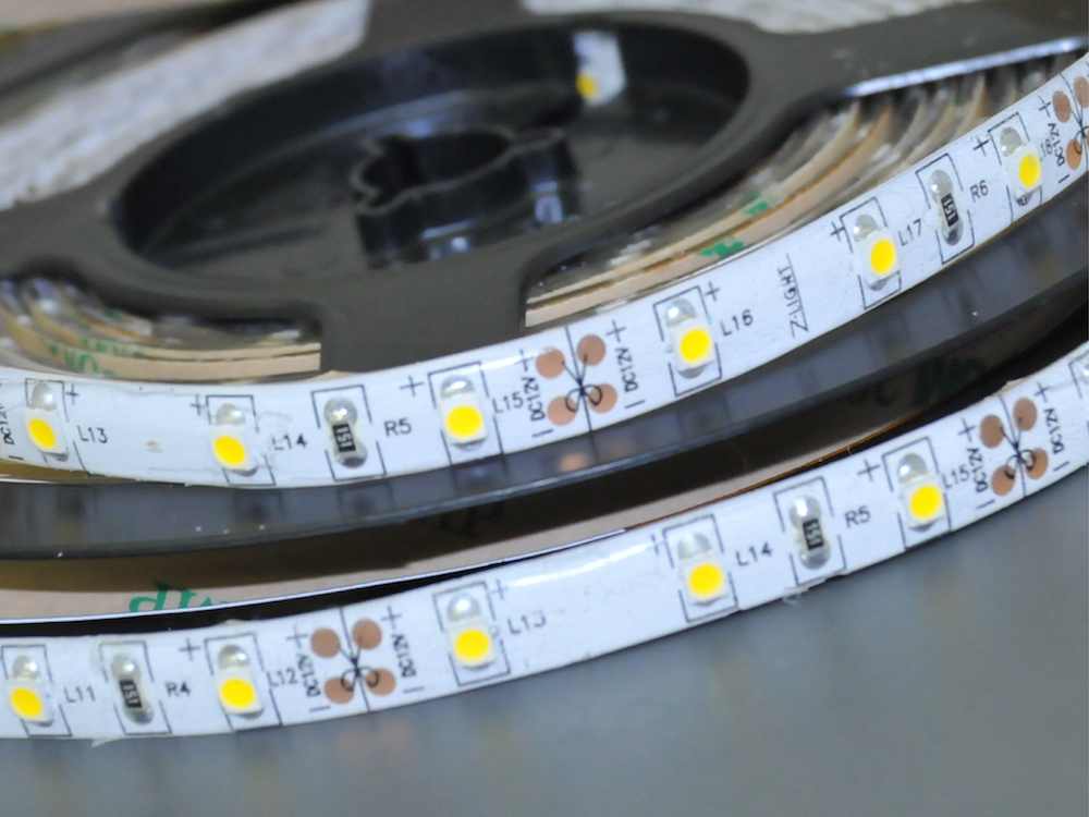 LED Band 60 x 3528 Warmweiß - Wasserdicht