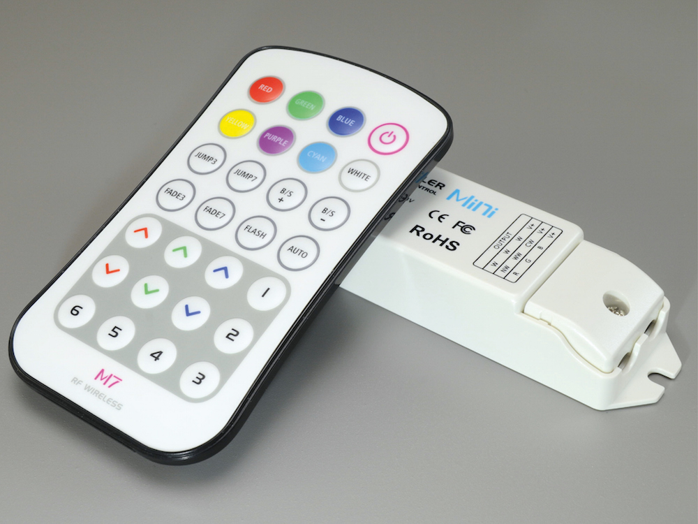 LED Controlset ZC-07